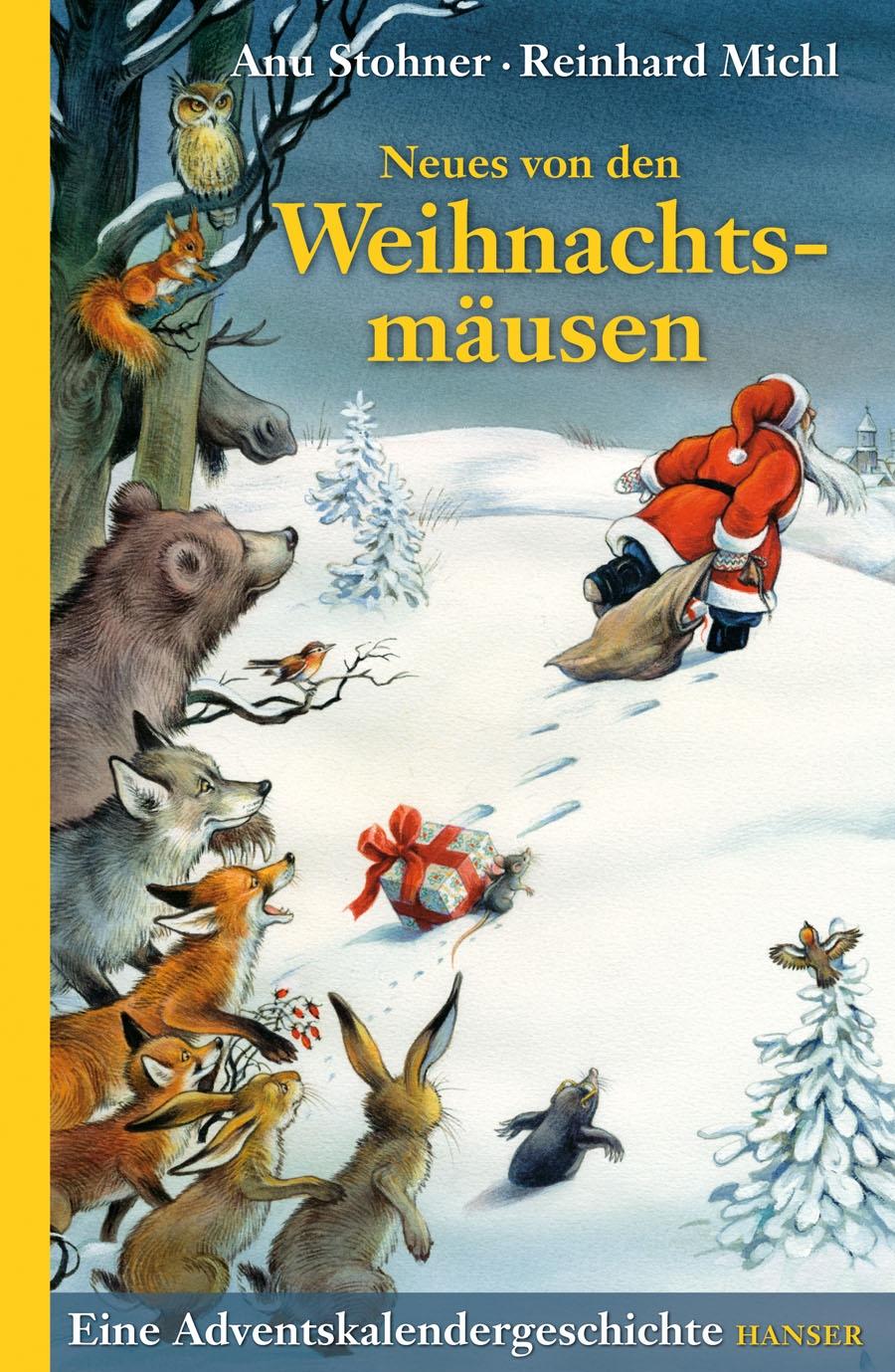 Neues von den Weihnachtsmäusen