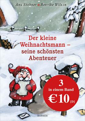 Der kleine Weihnachtsmann - seine schönsten Abenteuer