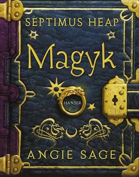Septimus Heap - Magyk