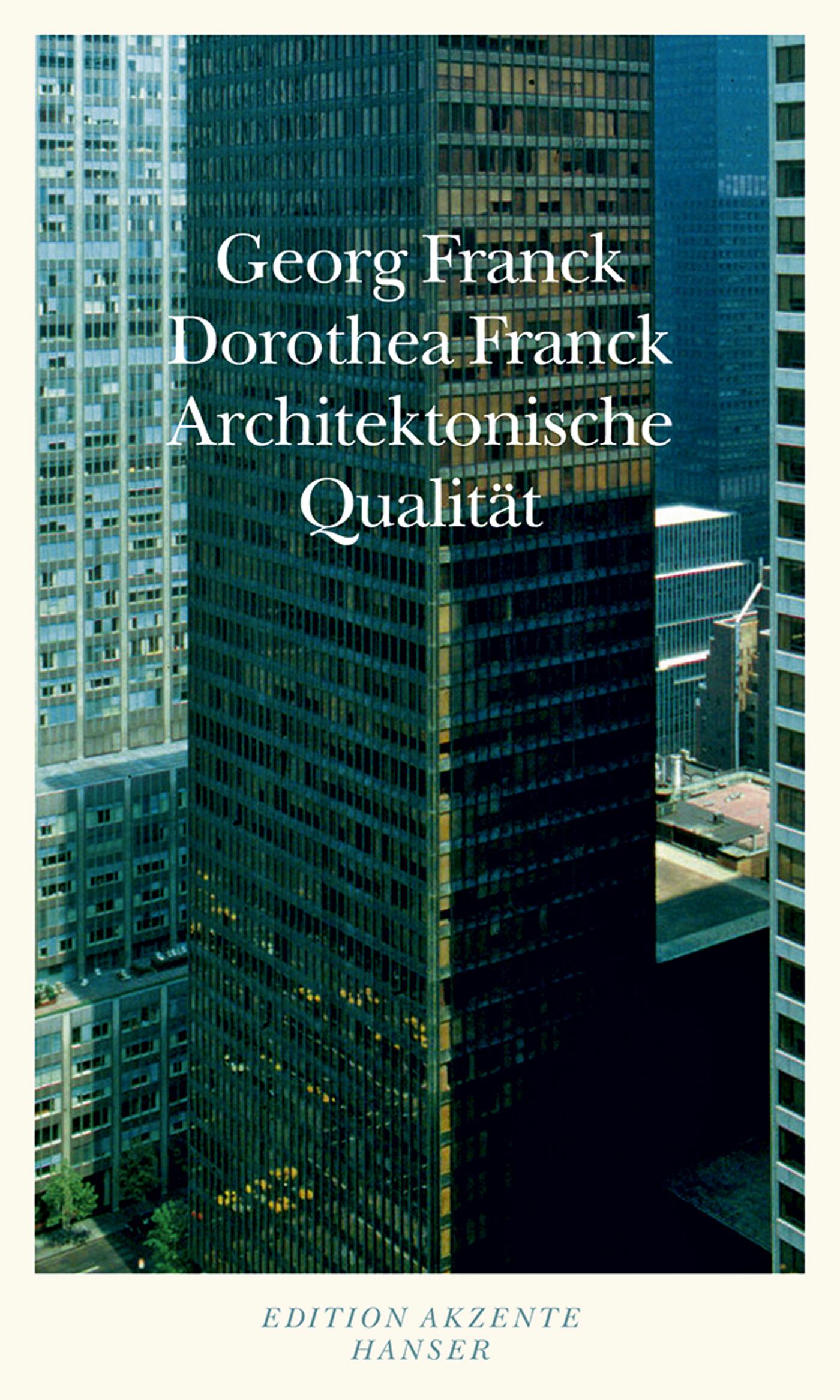 Architektonische Qualität