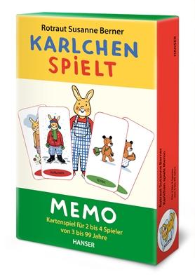 Karlchen spielt - Memo