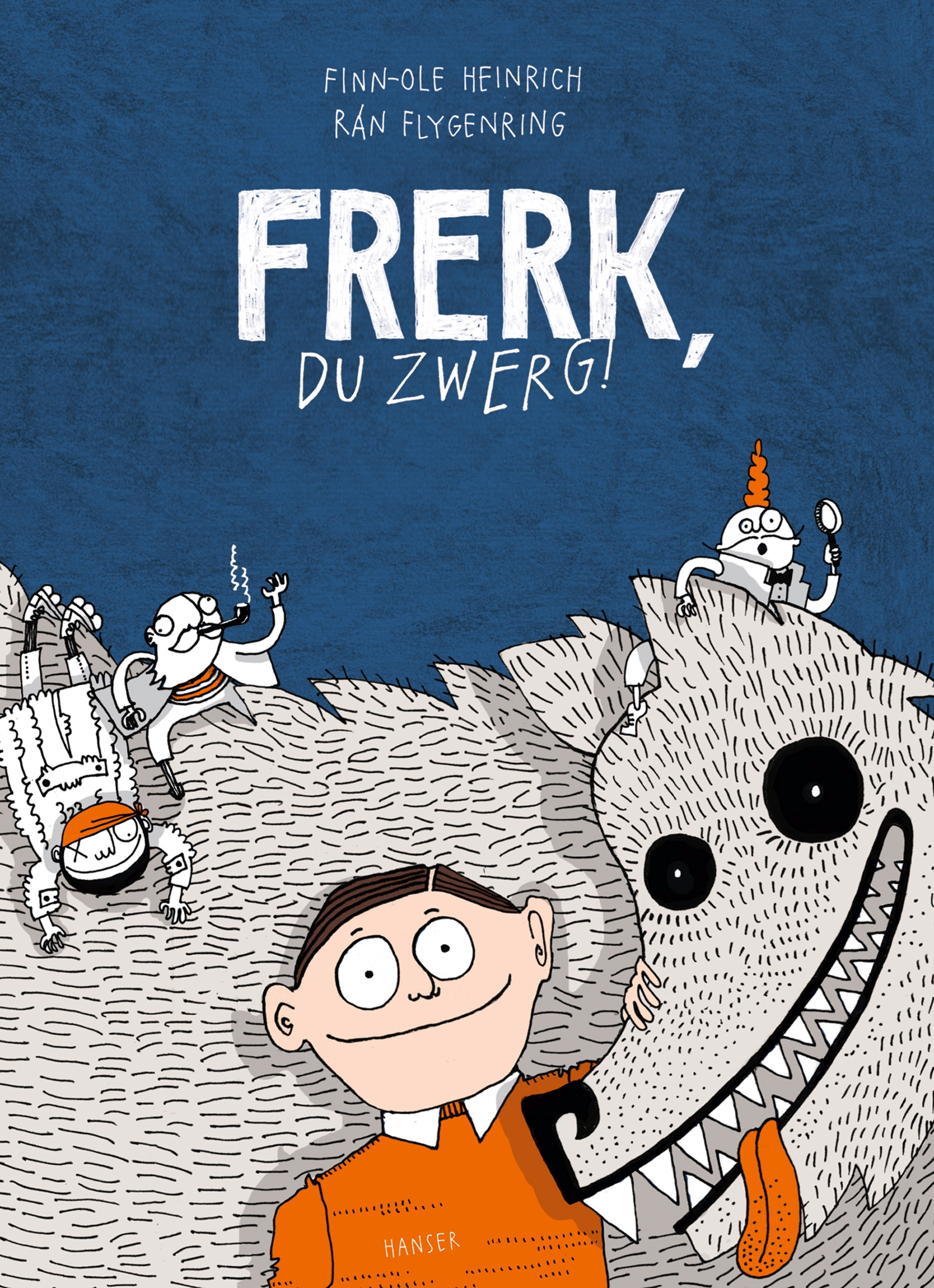 Frerk the Dwarf