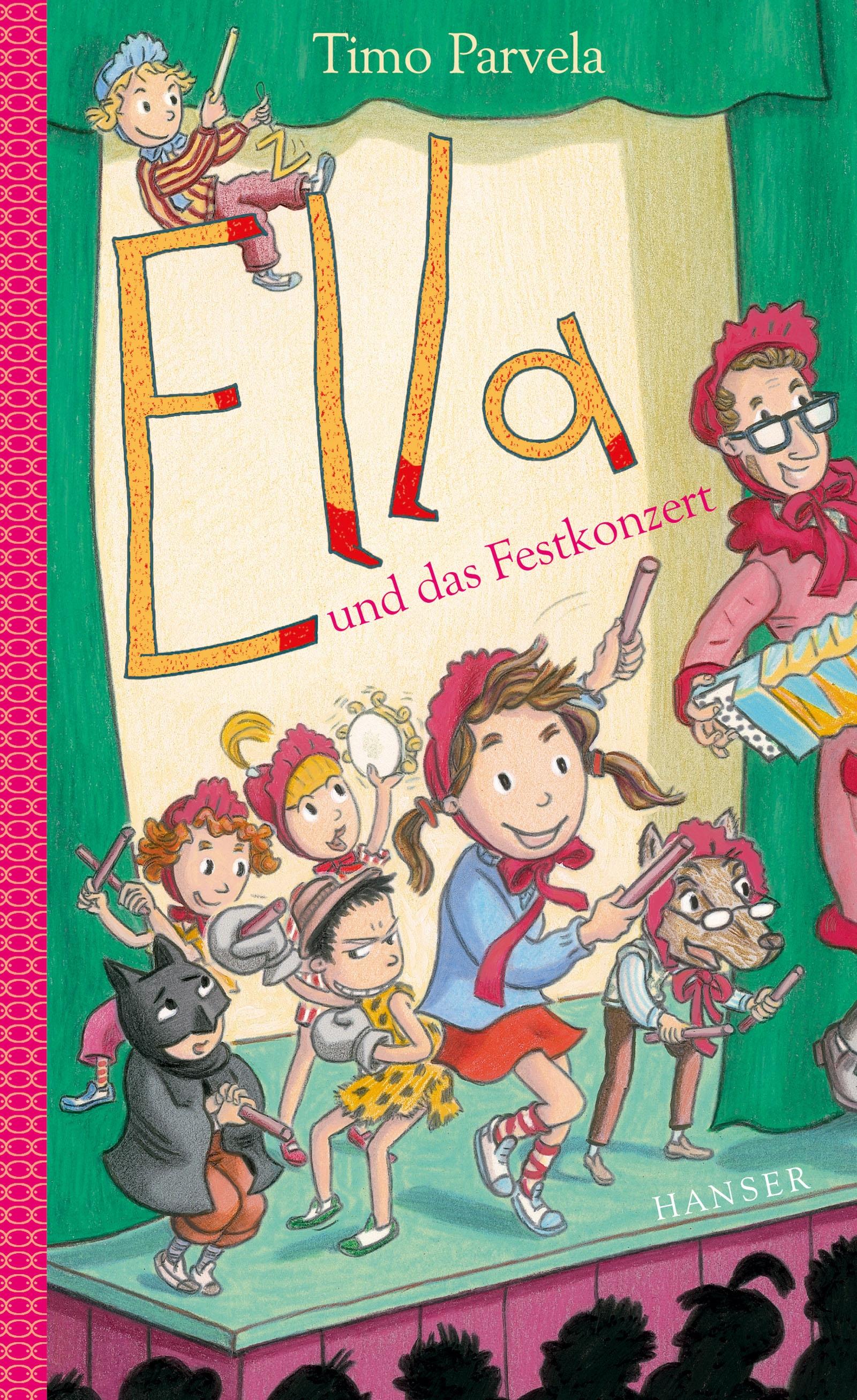 Ella und das Festkonzert