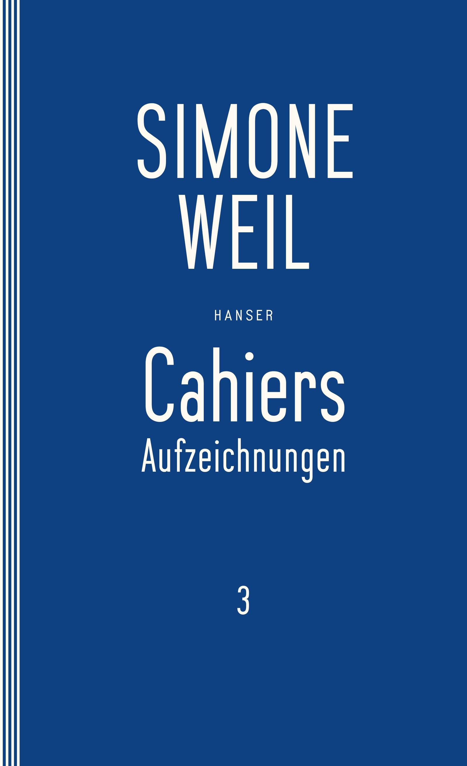 Cahiers 3
