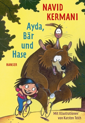 Ayda, Bear, and Hare