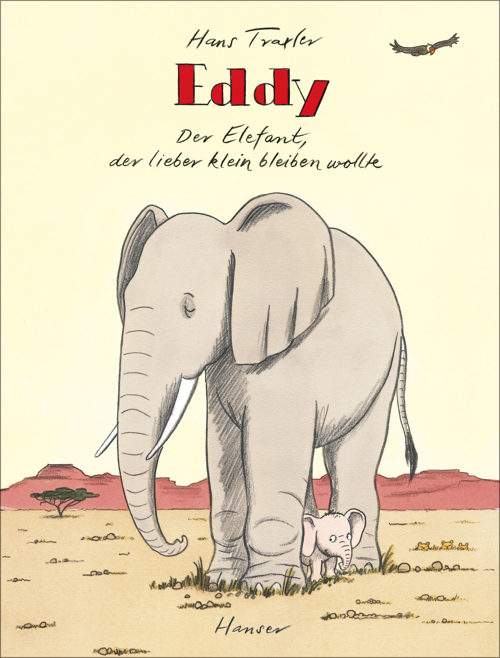 Eddy - The Elephant Who Wanted to Stay Small