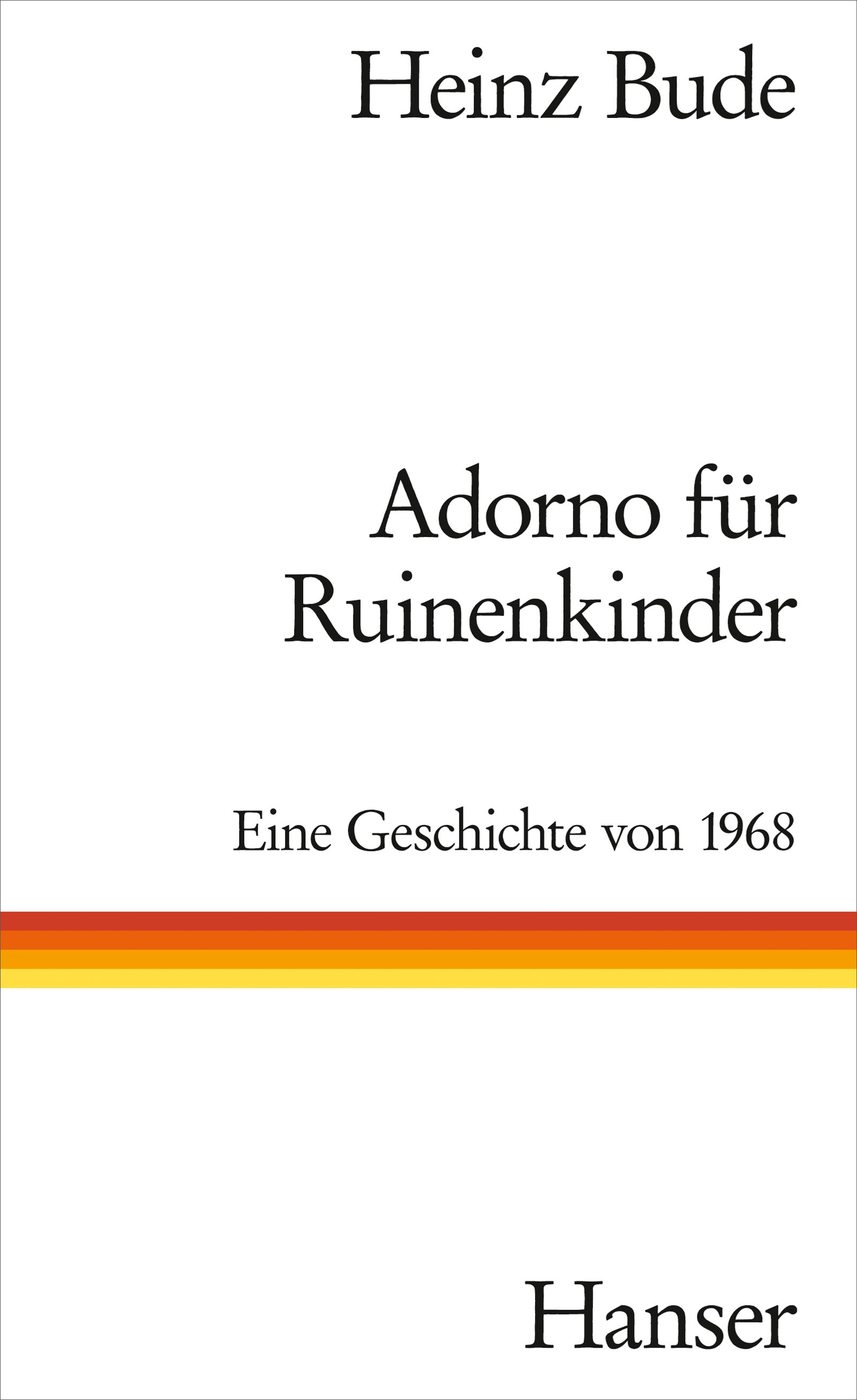 Adorno for the Post-War Generation