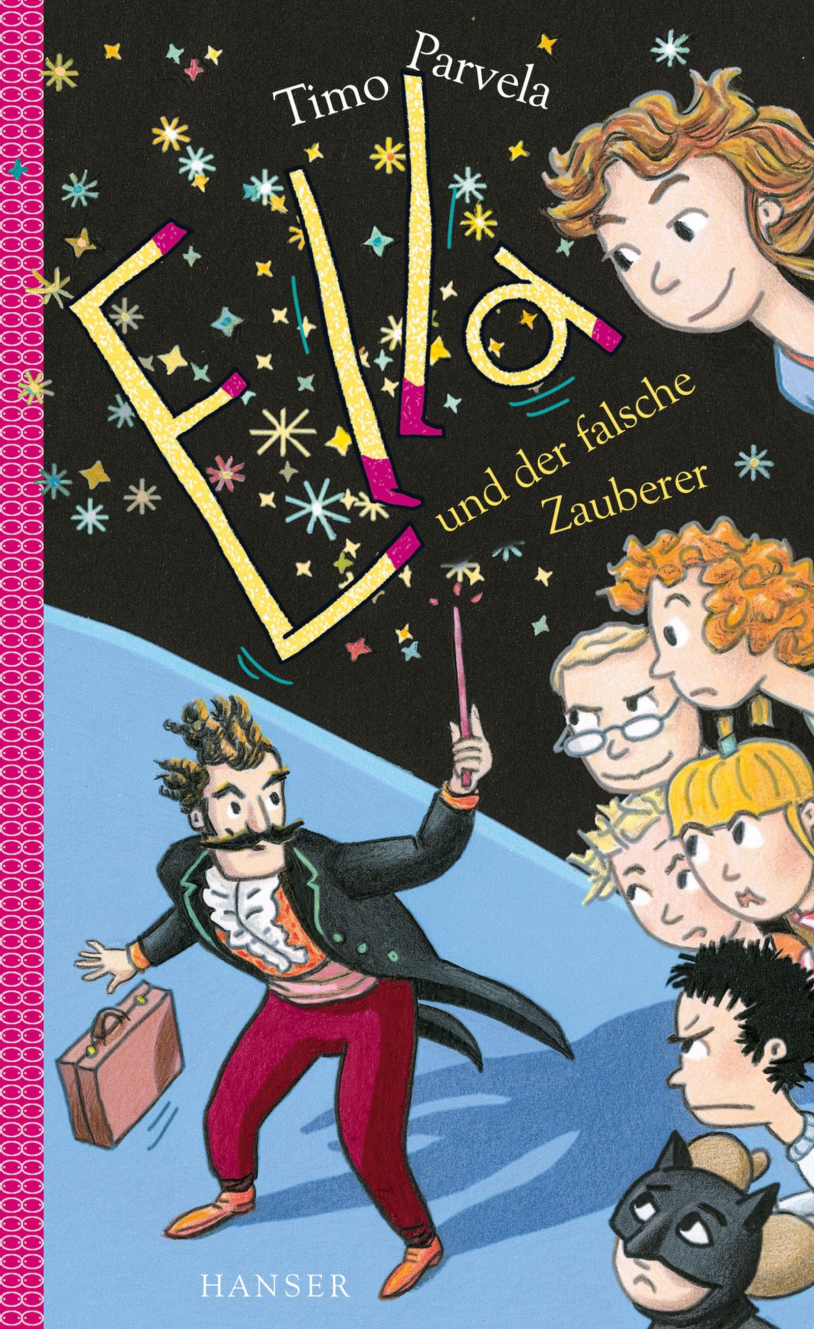 Ella und der falsche Zauberer