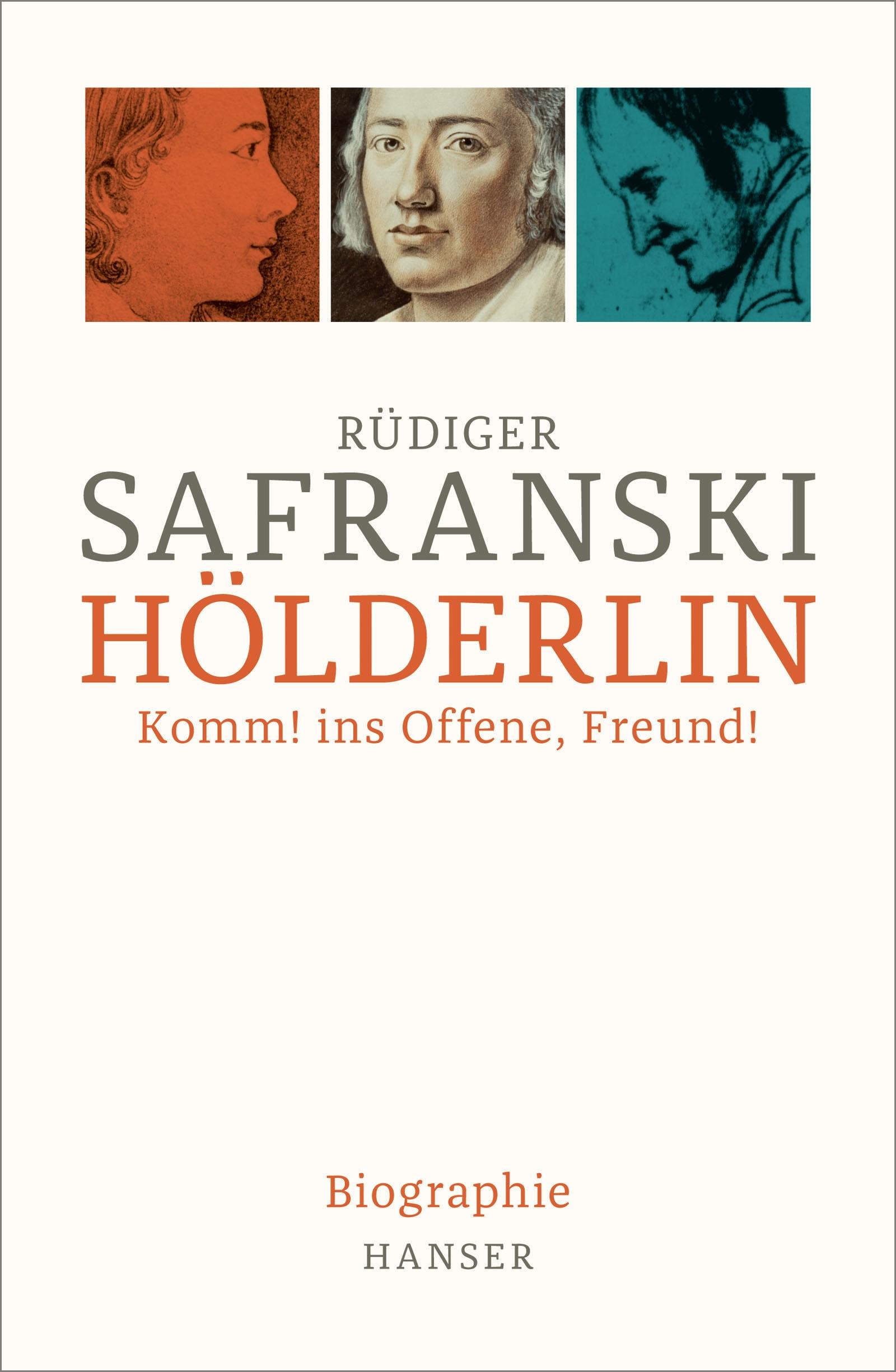 Bildergebnis für Rüdiger Safranski Hölderlin