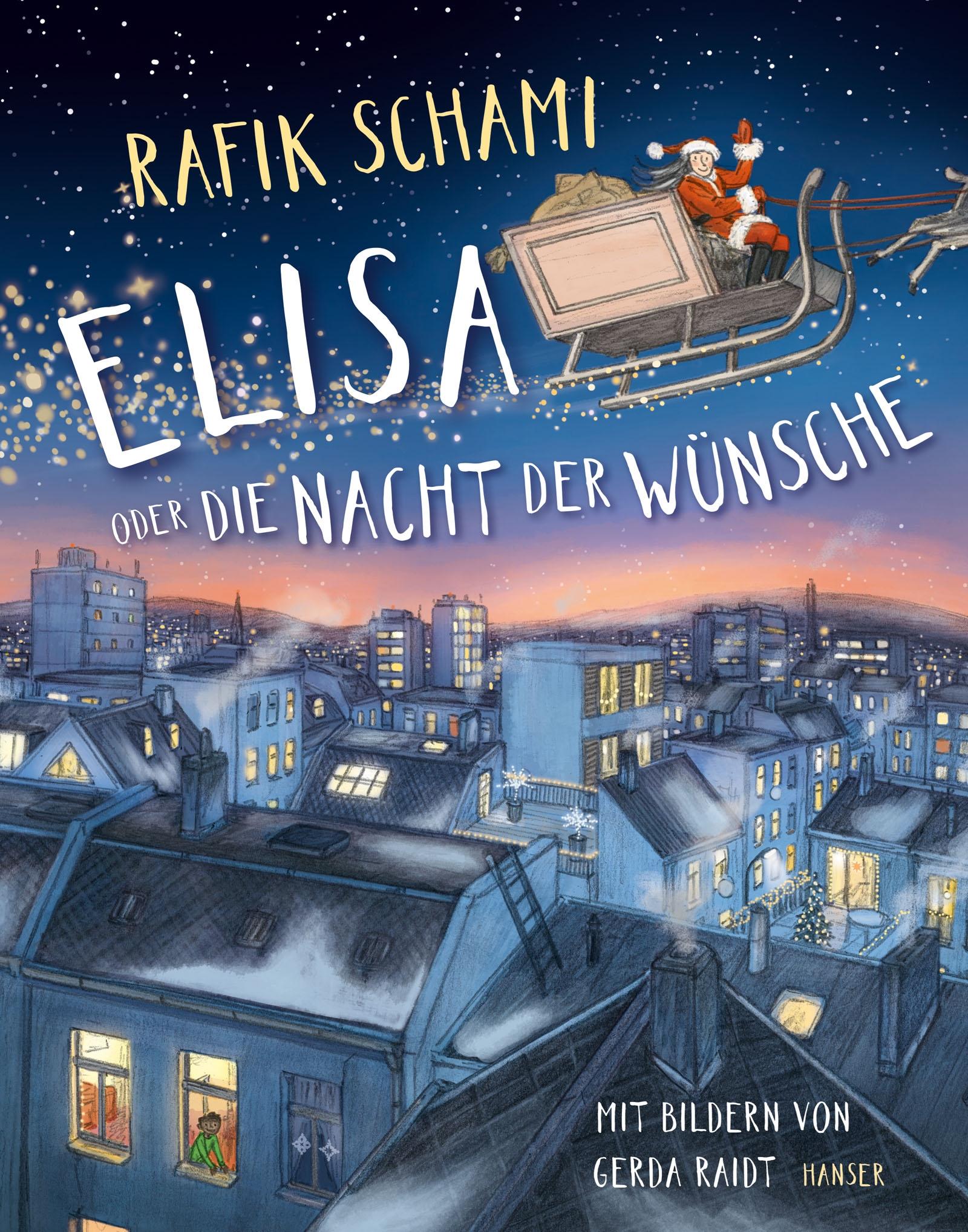 Elisa, or, the Night of Dreams