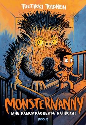 Monsternanny - Eine haarsträubende Nachricht