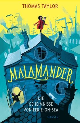 Malamander - Die Geheimnisse von Eerie-on-Sea
