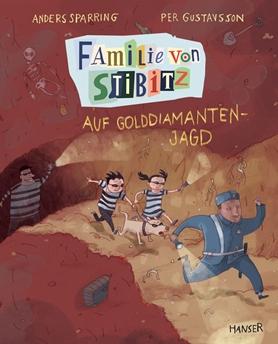 Familie von Stibitz - Auf Golddiamanten-Jagd