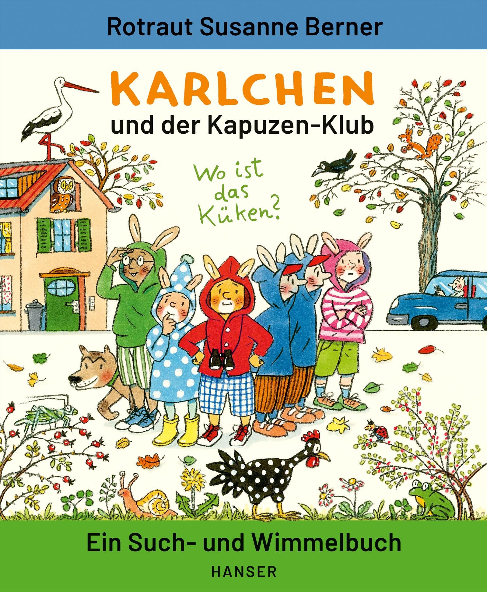 Karlchen und der Kapuzen-Klub