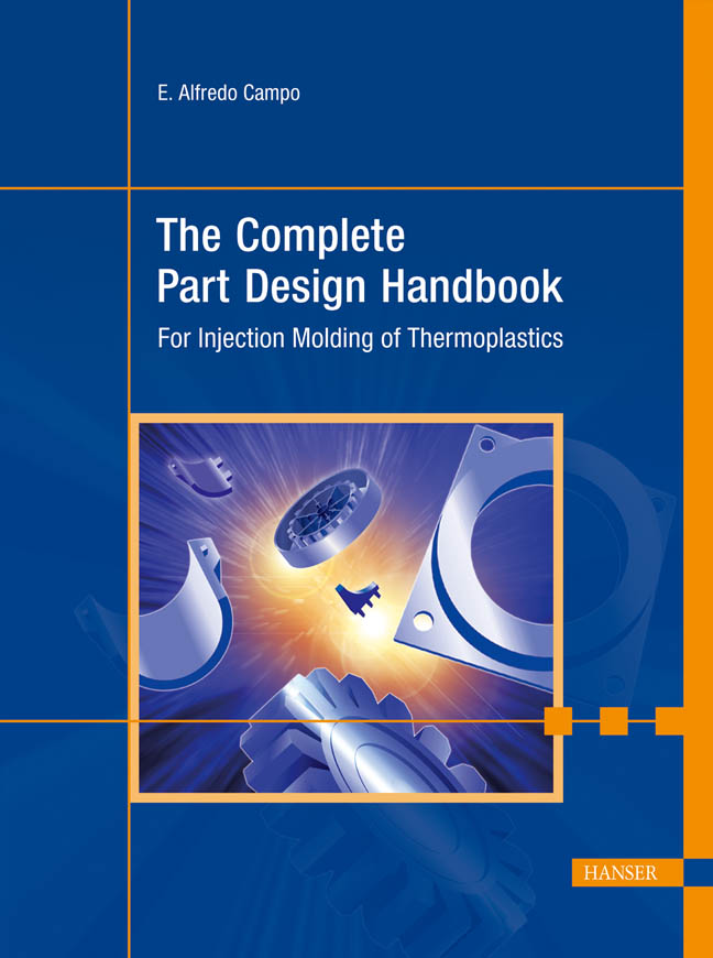 Campo, The Complete Part Design Handbook, 978-3-446-40309-3