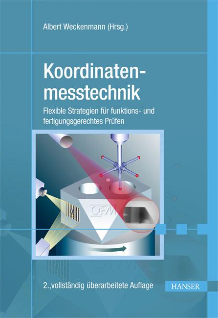 Weckenmann, Koordinatenmesstechnik, 978-3-446-40739-8