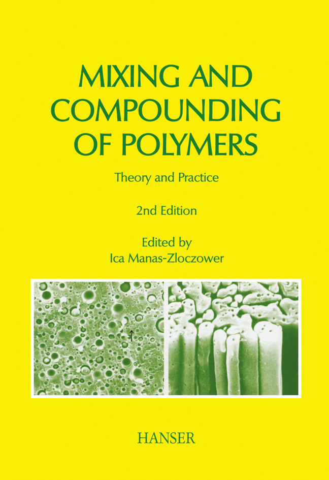 Mixing and Compounding of Polymers, 978-3-446-40773-2