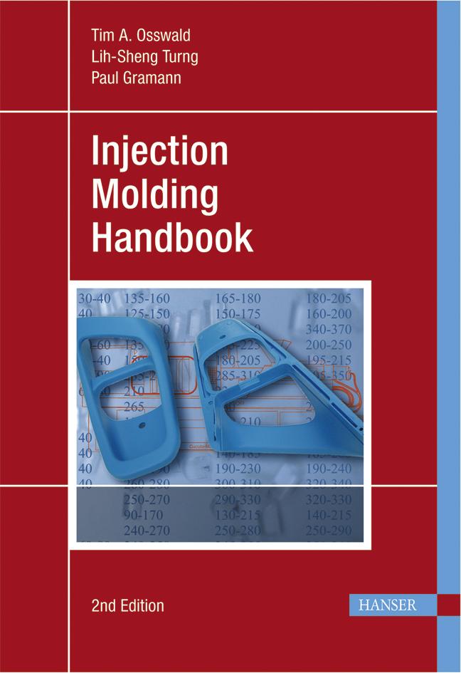 Injection Molding Handbook, 978-3-446-40781-7