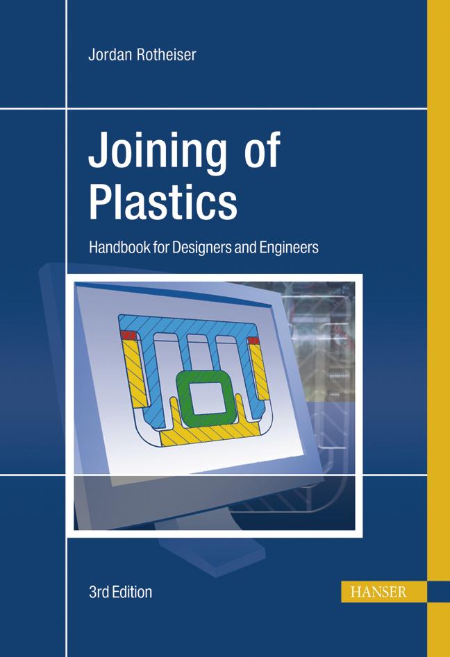 Rotheiser, Joining of Plastics, 978-3-446-40786-2