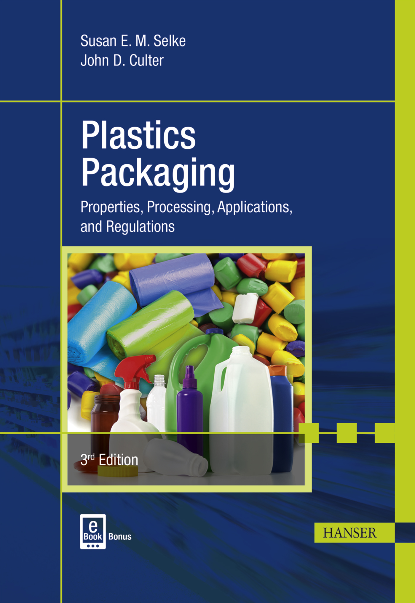 Selke, Culter, Plastics Packaging, 978-3-446-40790-9