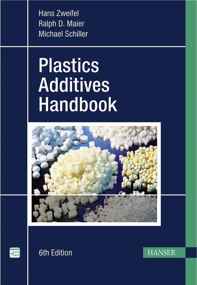 Plastics Additives Handbook, 978-3-446-40801-2