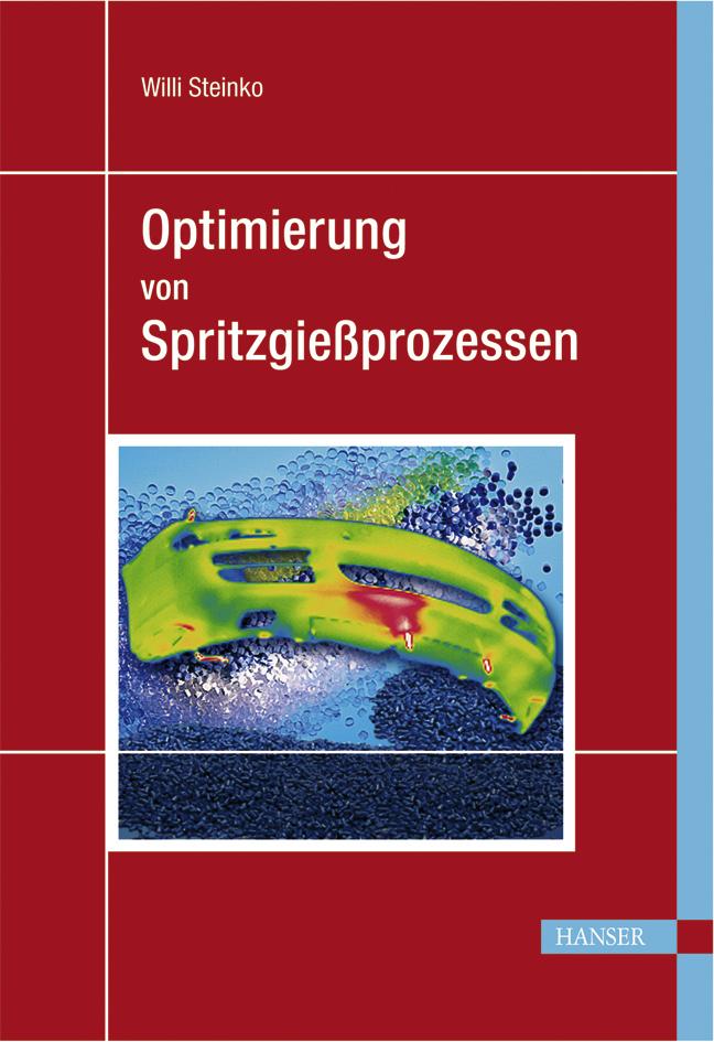 Steinko, Optimierung von Spritzgießprozessen, 978-3-446-40977-4