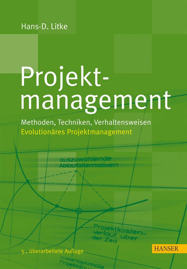 Litke, Projektmanagement, 978-3-446-40997-2