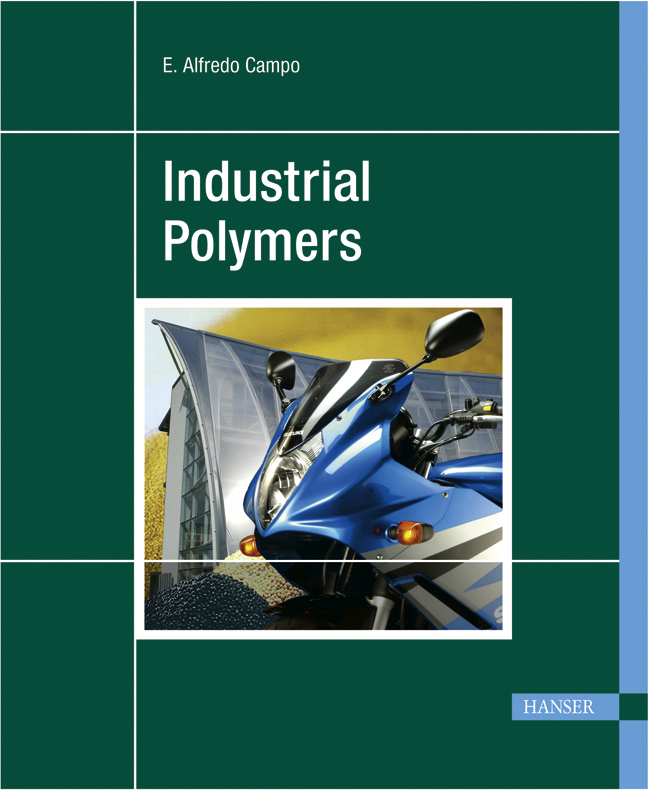 Industrial Polymers, 978-3-446-41119-7