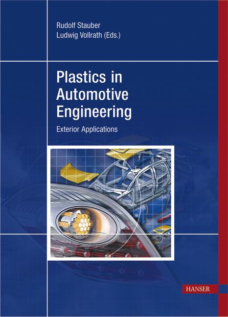 Plastics in Automotive Engineering, 978-3-446-41120-3