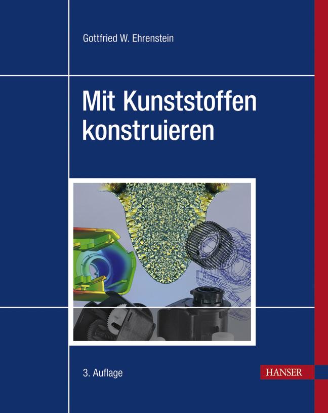 Ehrenstein, Mit Kunststoffen konstruieren, 978-3-446-41322-1
