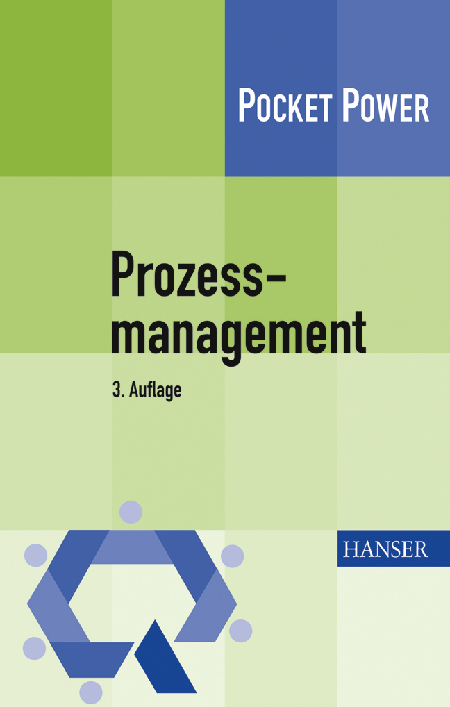 Füermann, Dammasch, Prozessmanagement, 978-3-446-41571-3