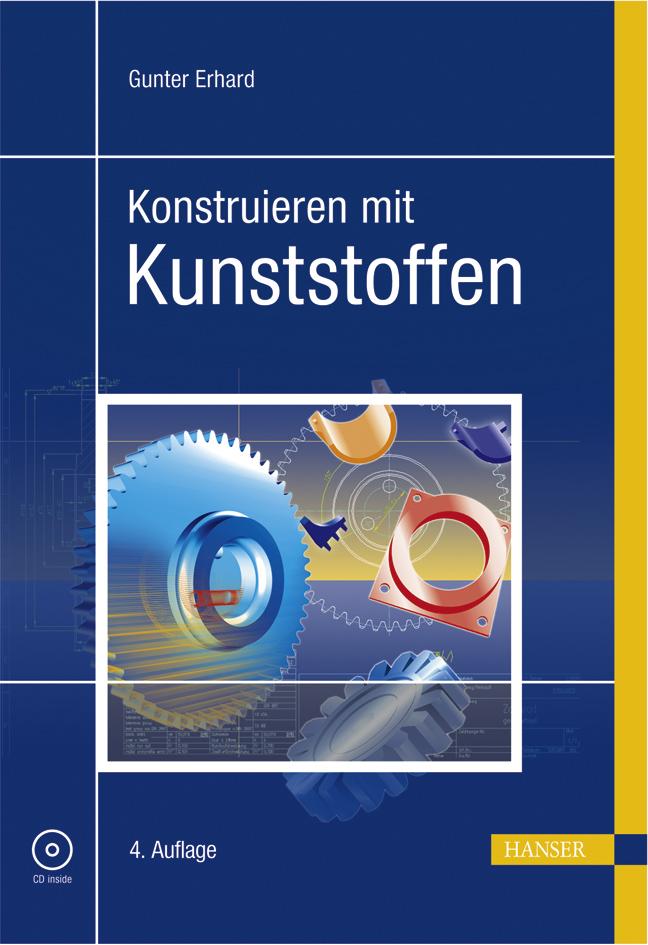 Erhard, Konstruieren mit Kunststoffen, 978-3-446-41646-8