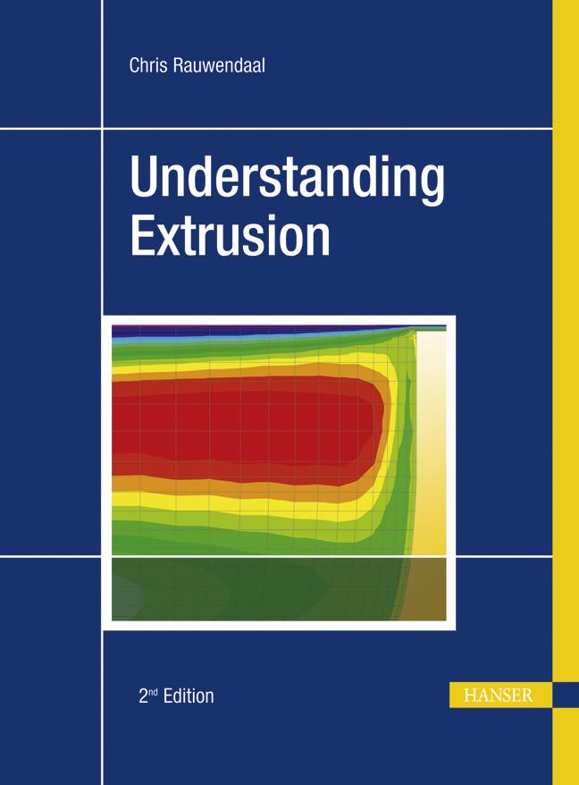 Rauwendaal, Understanding Extrusion, 978-3-446-41686-4