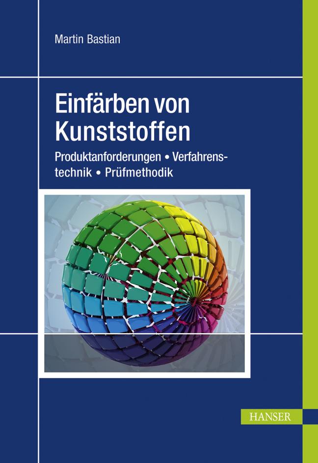 Bastian, Einfärben von Kunststoffen, 978-3-446-41848-6
