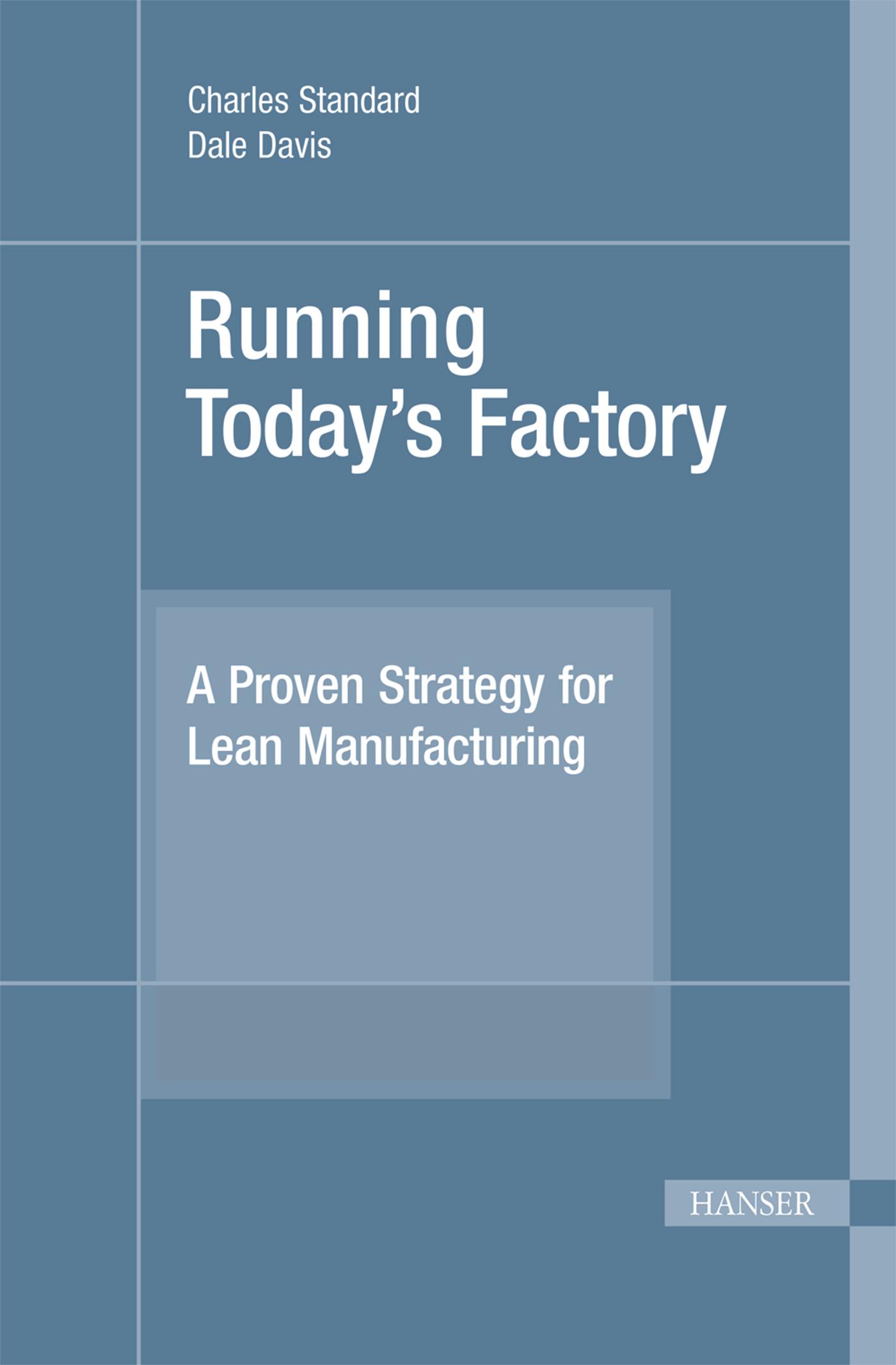 Standard, Davis, Running Today's Factory, 978-3-446-41974-2