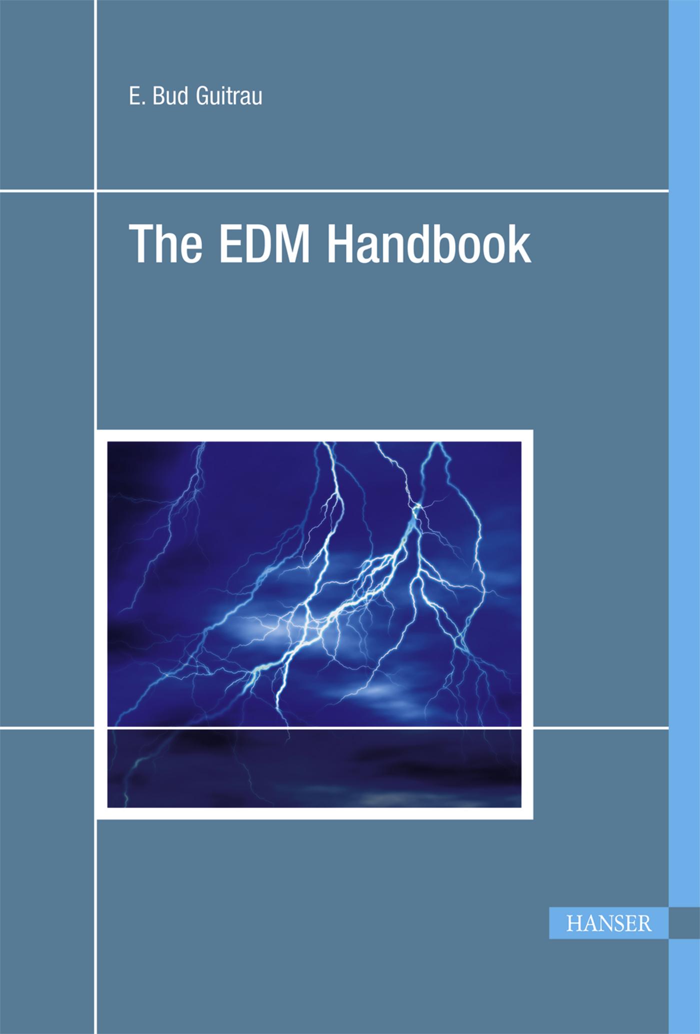 Guitrau, The EDM Handbook, 978-3-446-42046-5
