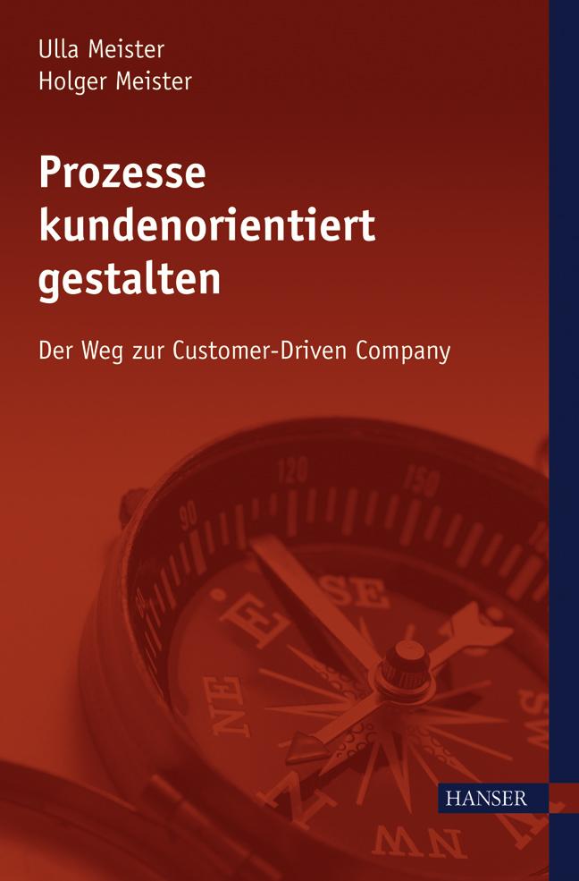 Meister, Meister, Prozesse kundenorientiert gestalten, 978-3-446-42188-2