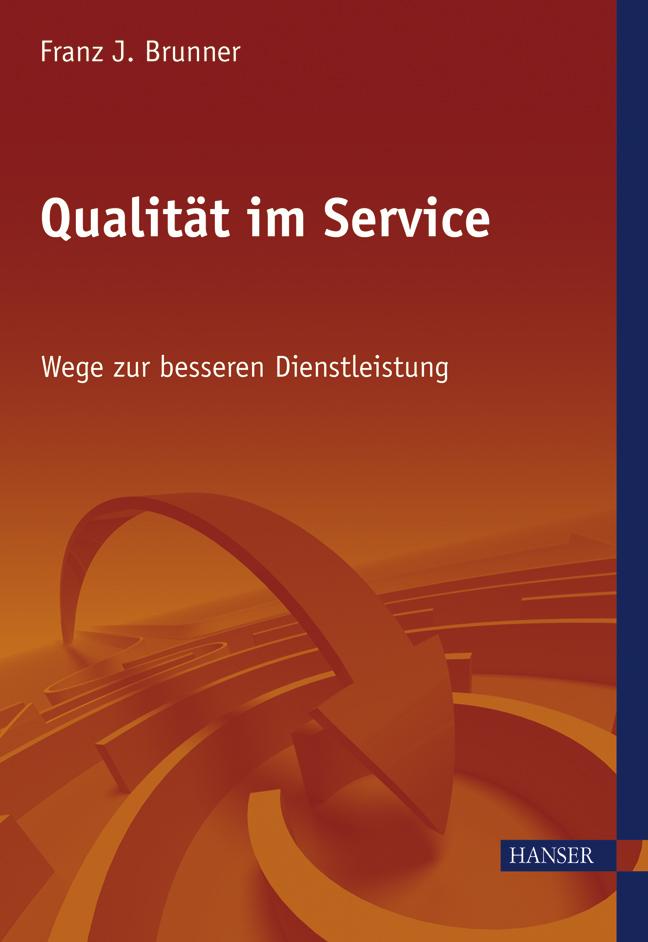 Brunner, Qualität im Service, 978-3-446-42241-4