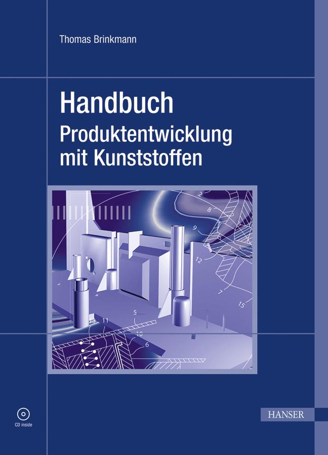 Brinkmann, Handbuch Produktentwicklung mit Kunststoffen, 978-3-446-42243-8