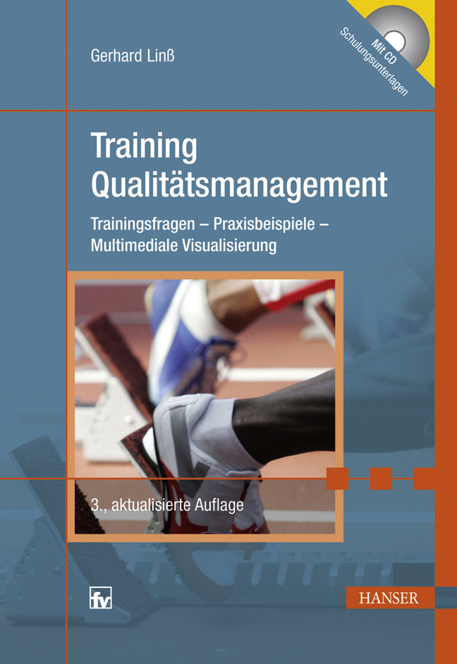Linß, Training Qualitätsmanagement, 978-3-446-42621-4