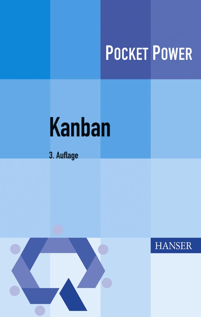 Geiger, Hering, Kummer, Kanban, 978-3-446-42720-4