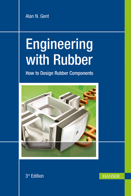 Gent, Engineering with Rubber, 978-3-446-42764-8