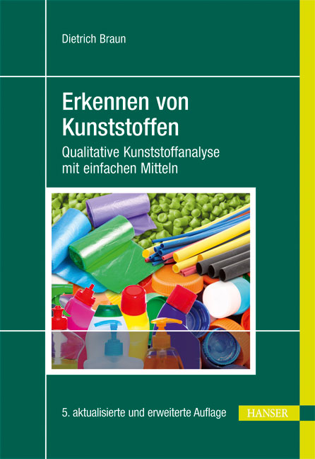 Braun, Erkennen von Kunststoffen, 978-3-446-43294-9