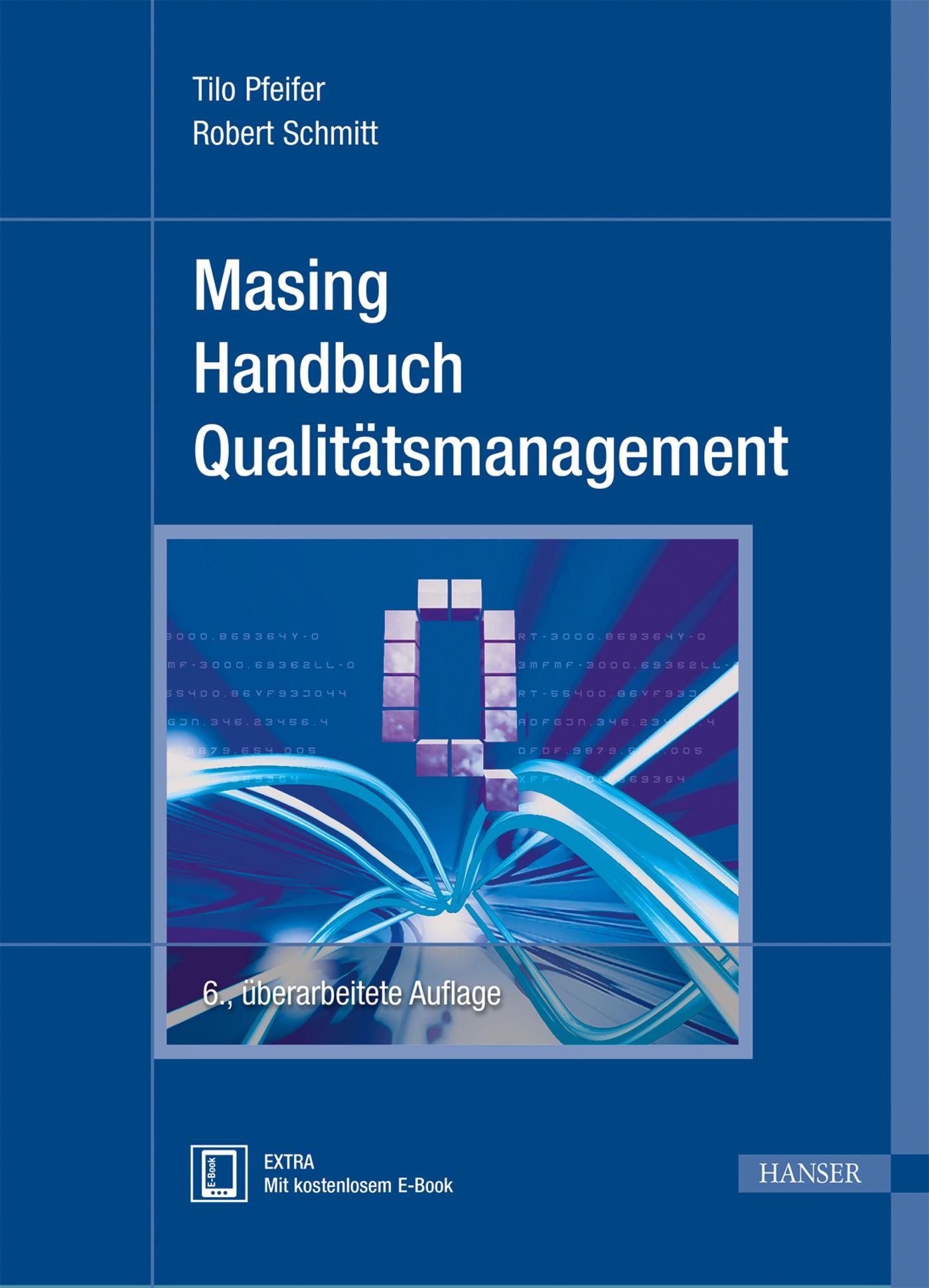 Masing Handbuch Qualitätsmanagement, 978-3-446-43431-8