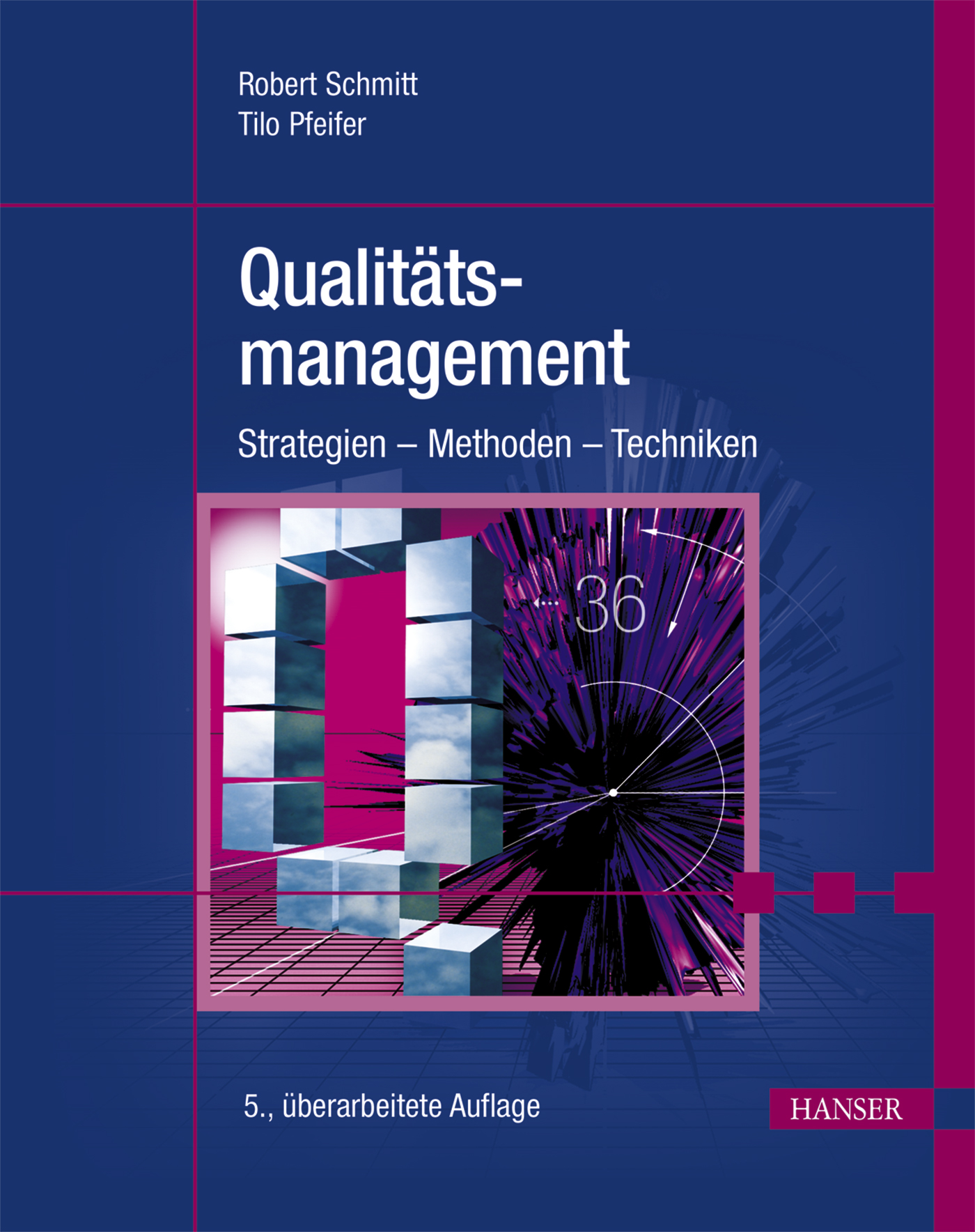 Schmitt, Pfeifer, Qualitätsmanagement, 978-3-446-43432-5