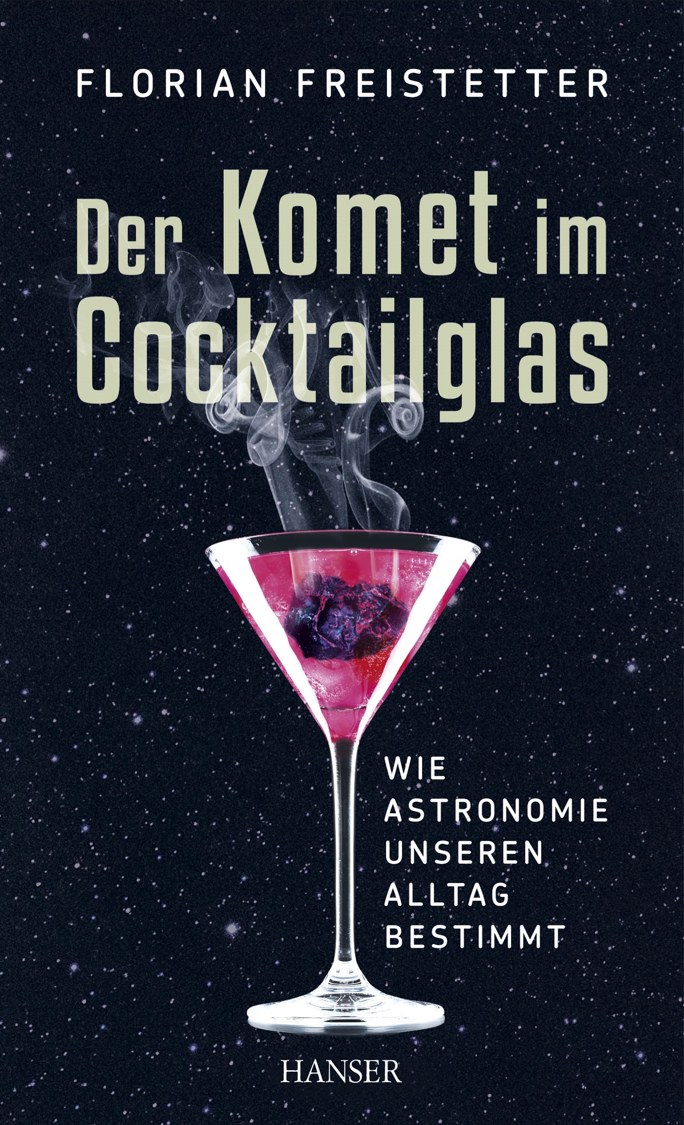 The Comet in the Cocktail Glass