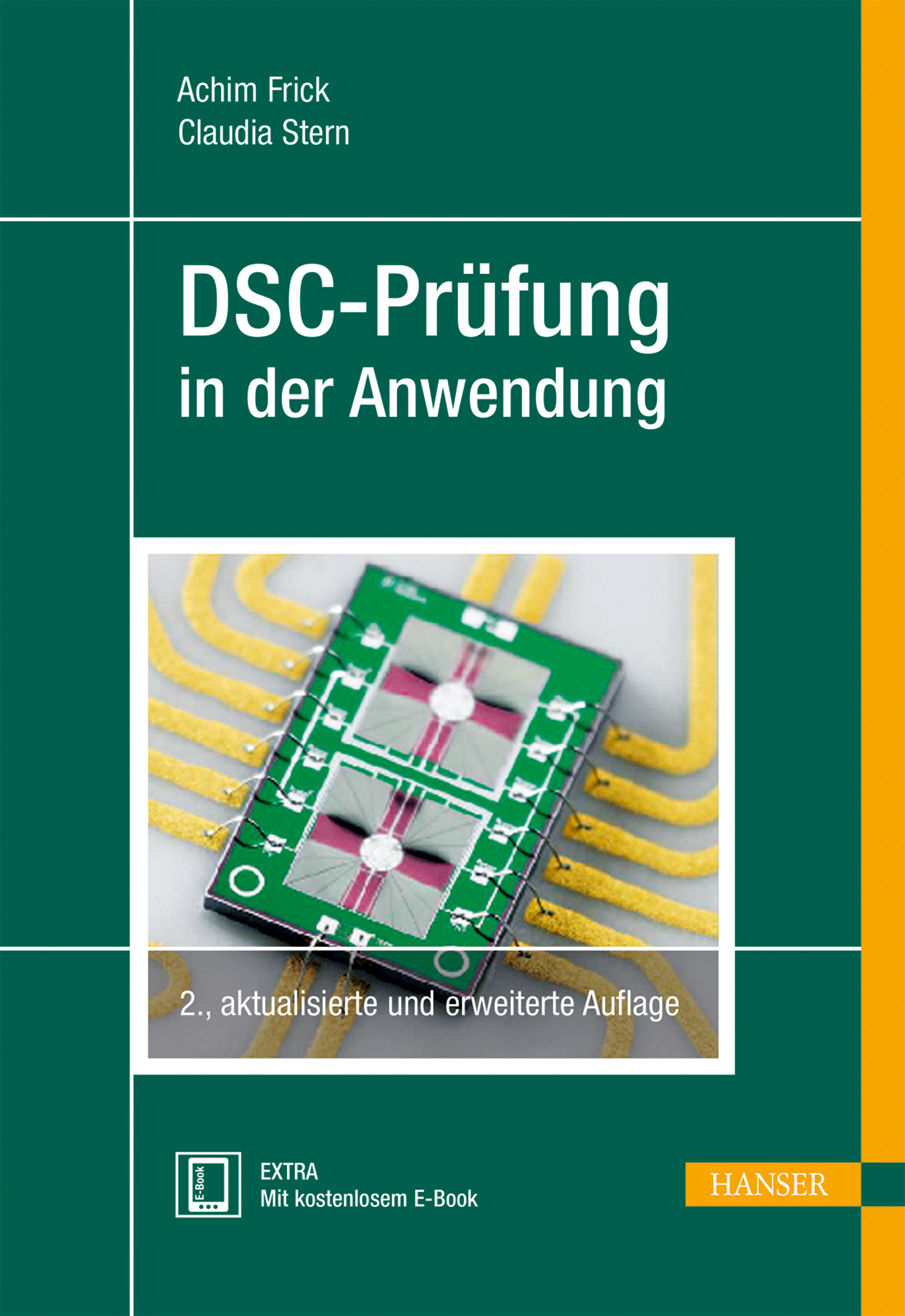 Frick, Stern, DSC-Prüfung in der Anwendung, 978-3-446-43690-9
