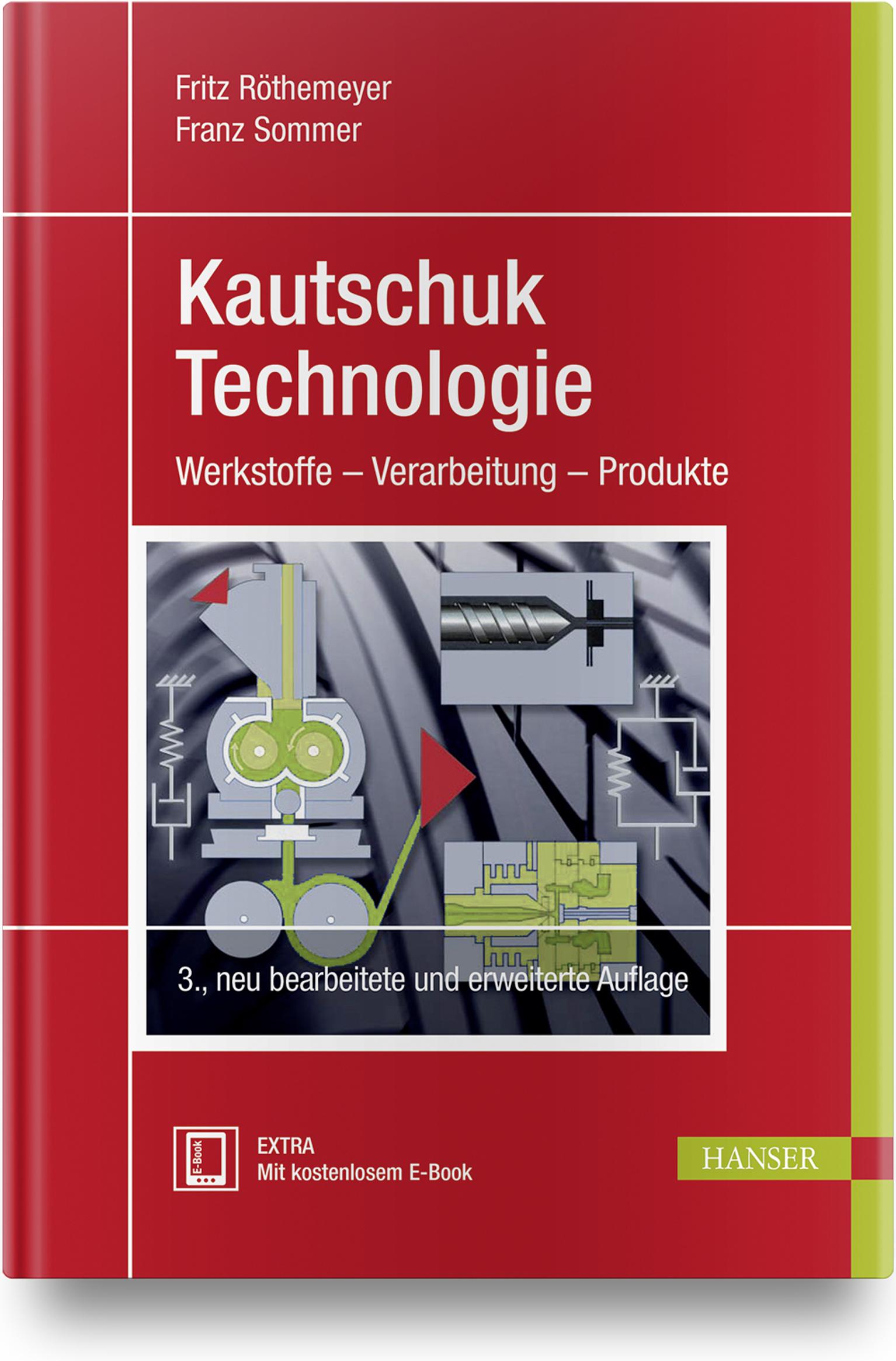 Röthemeyer, Sommer, Kautschuktechnologie, 978-3-446-43776-0