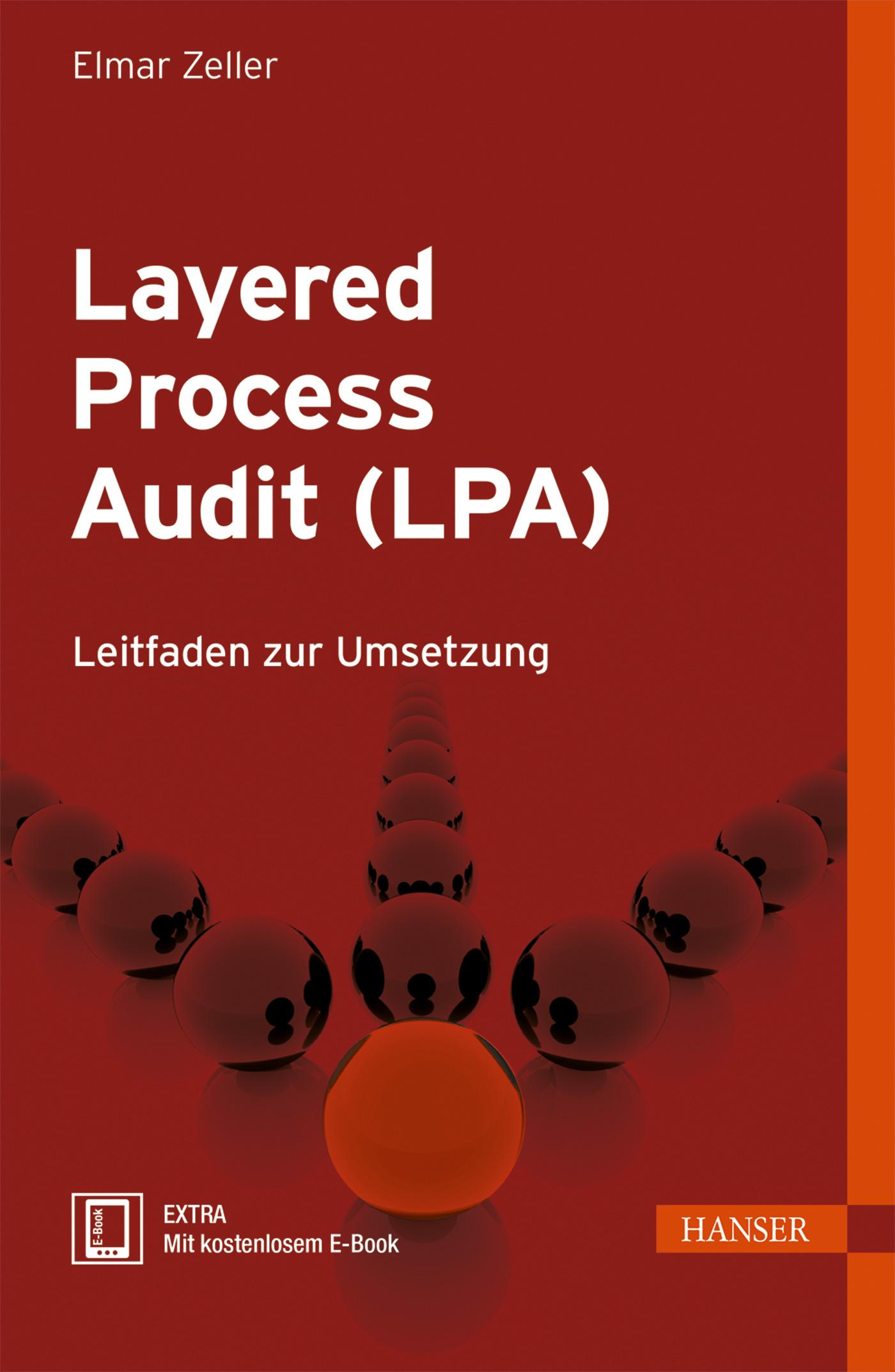 Zeller, Layered Process Audit (LPA), 978-3-446-43790-6