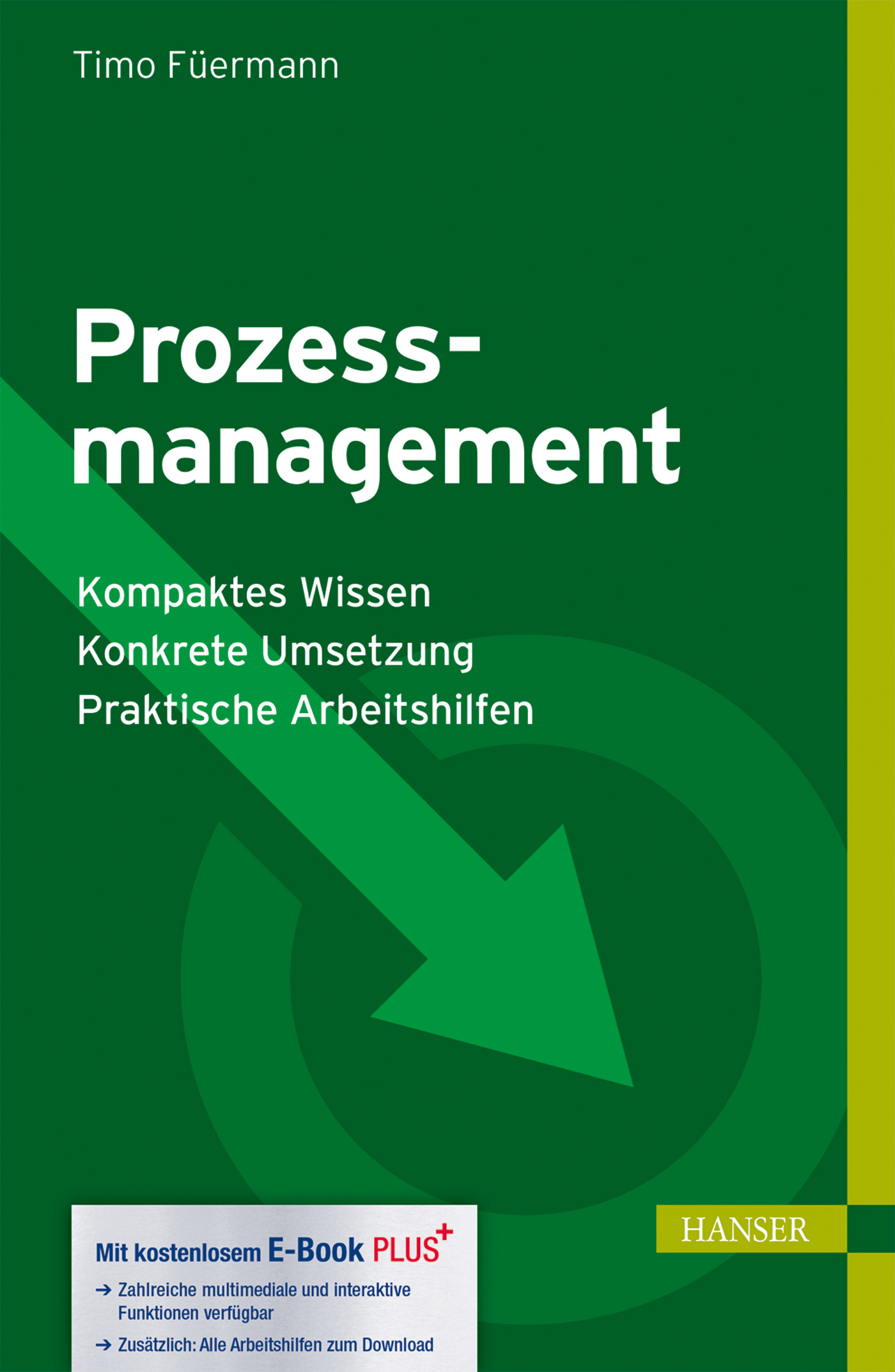 Füermann, Prozessmanagement, 978-3-446-43858-3